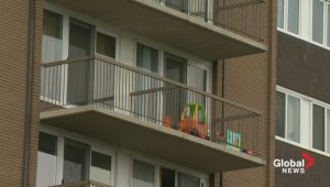 Higher-income Calgarians living in social housing