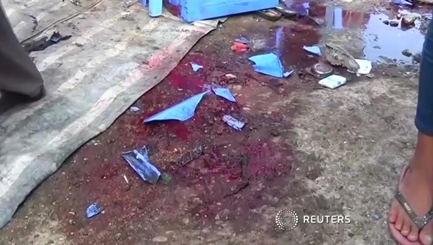 Baghdad bomb targeting Shiites kills at least 19