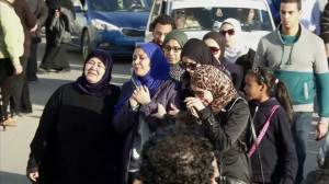 Bodies of victims from Sinai attack brought to the capital