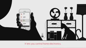 Tech items to connect your home with smartphones