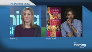 "Dev Patel returns with ""The Second Best Exotic Marigold Hotel"""
