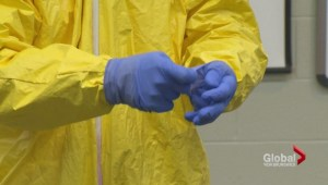 NB Nurses concerned over Ebola preparedness