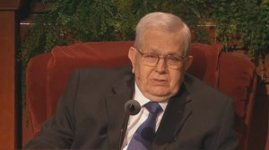 Top-ranking Mormon leader Boyd K. Packer dies at age of 90
