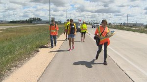 Long walk for missing and murdered indigenous people