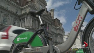 Questions surround future of Montreal bike-sharing program