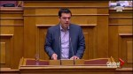 Greece's Prime Minister convinces his party to adopt austerity measures