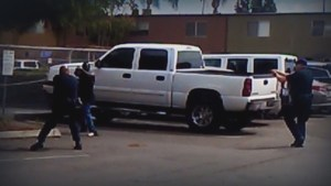Police release video of fatal shooting of unarmed black man in El Cajon, Calif.
