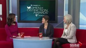 Nominations open for Saskatoon YWCA women of distinction awards