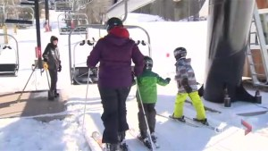 Families get ready to kickoff March Break holidays