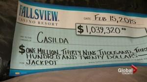 Toronto woman wins $1.03 million on nickel slot machine