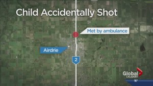 6-year-old shot on southern Alberta farm released from hospital