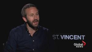 Chris O'Dowd talks 'St. Vincent'