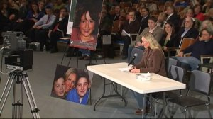 Parents, spouses of Sandy Hook Elementary victims speak gun violence on 3rd anniversary