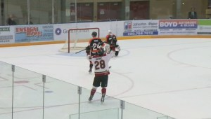 BCHL Warriors win season opener