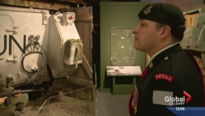 Calgary Military Museums focus on Afghan veterans