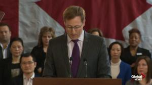 Peter Mackay: New law shows Feds commitment to being 'tough on crime'