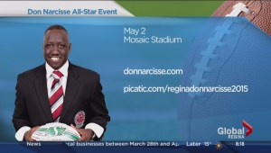Don Narcisse all-star football camp