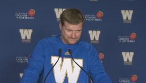 RAW: Winnipeg Blue Bombers Mike O'Shea – June 23