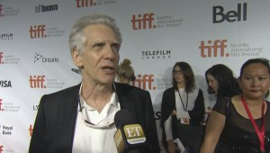 "TIFF Red Carpet: Director David Cronenberg from the film ""Maps to the Stars"""