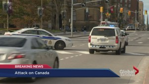 Attack on Canada: Gunman targets soldier in Ottawa