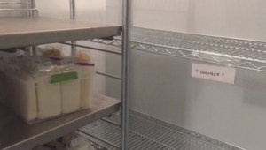 BC Women's Hospital says breast milk bank is very low