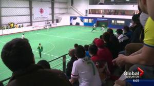 Edmonton takes first steps to build new indoor soccer facility