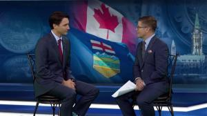 Justin Trudeau sits down with Gord Gillies