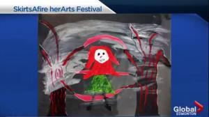 SkirtsAfire herArts Festival