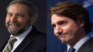 Mulcair seen as better leader, but Liberals favoured to win: poll