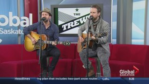 The Trews perform 'In the Morning'