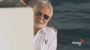'Below Deck' reality TV star talks about life on the ocean