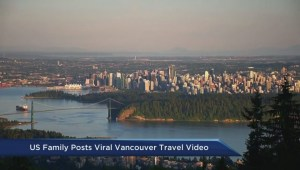 Virginia family create viral video of Vancouver vacation