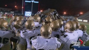 Gotta See It: Calgary high school football champs