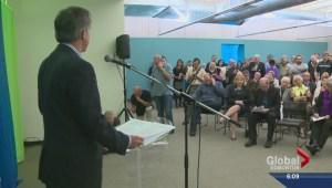Prentice promises Alberta political term limits