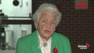 Toronto Election: Hazel McCallion talks Tory, Crombie wins