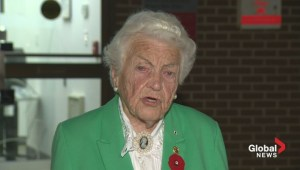 Toronto Election: Hazel McCallion talks Tory, Crombie wins