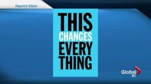 Naomi Klein: 'This Changes Everything: Capitalism vs. the Climate'