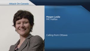 Megan Leslie recounts horrifying moments following shooting inside Parliament