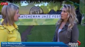 Saskatchewan Jazz Festival: Kate Matthews