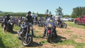 Women come together for first annual motorcycle rally