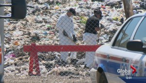 Police search southeast landfill for more clues