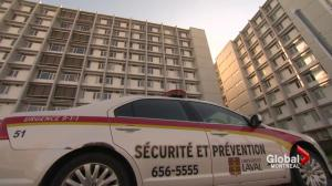 Alleged sexual assault at Laval University