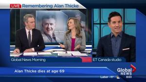 ET Canada host Rick Campanelli on Alan Thicke's legacy