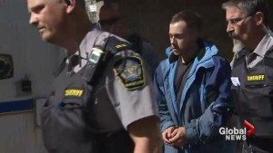 Halifax man accused of murdering police officer back in court