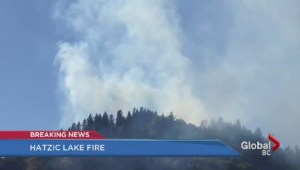 Jack Creek fire