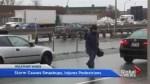 Icy streets caused spike in broken bones: Montreal first responders
