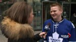 Leafs fans head to ACC for last home game
