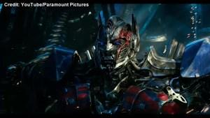 Movie trailer: Transformers: The Last Knight