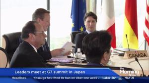 Trudeau pushing G7 leaders to adopt uniform ransom policy