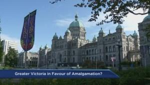 Victoria Amalgamation?